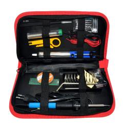 Plusivo Soldering Iron Kit for Electronics (EU Plug type)
