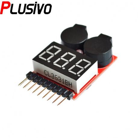 Undervoltage Battery Alarm Module