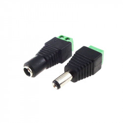 DC-DC Connector Pair