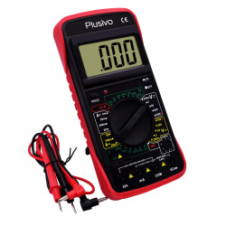 Plusivo Digital Multimeter- DT9205A