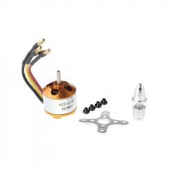 A2212 Brushless Motor with Banana Plugs (2200 KV)