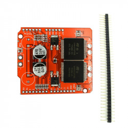 VNH2SP30 Dual Motor Driver Shield