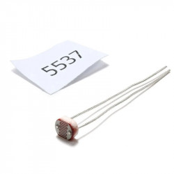 Photoresistor (type 5537)