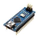 Development Board Compatible with Arduino Nano (ATmega328p + CH340) with USB cable
