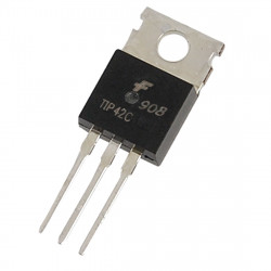 10pcs TIP42C Power PNP Transistor