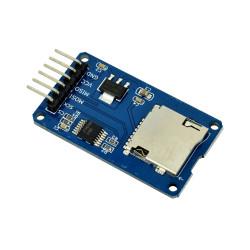 MicroSD Card Slot Module