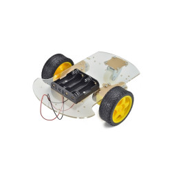 Robot Chasis (2 motors)