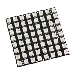 WS2812 8x8 RGB LED Matrix