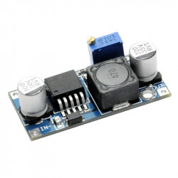 LM2596 Step Down DC-DC Power Supply Module with LED