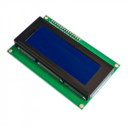 LCD 2004 with Blue Backlight and I2C Interface
