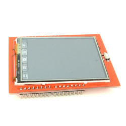 2.4'' LCD Shield for Arduino with Extra Connector