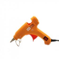 20W Glue Gun with Switch(Orange)