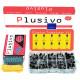 Plusivo BJT Transistors Assortment Kit - Set of 210 PNP and NPN Assorted Transistors with 250 Assorted Resistors