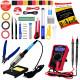 Soldering Iron Kit with Digital Multimeter