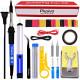 Plusivo Basic Soldering Kit for Electronics (220-230 V, Plug Type A)