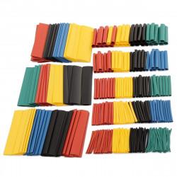 328pcs Colored Heat Shrink Kit
