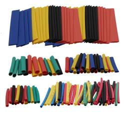 200 pcs Colored Heatshrink Kit