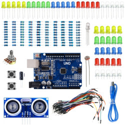 UNO R3 Electronics Starter Pack
