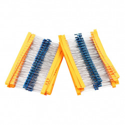Resistor Pack (300 pcs) 30 types 10pcs each type