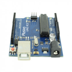 UNO R3 Development Board (ATmega328p + ATmega16u2) + Cable