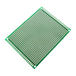 70x90 mm Green Universal Prototyping Board