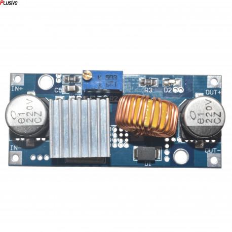 XL4015 5 A Adjustable Step Down DC-DC Module (4 - 38 V input)