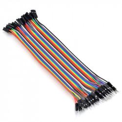 15 cm 40p Male to Female Wire