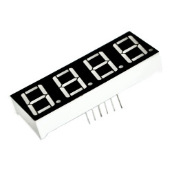 0.56'' 4 Digit LED Display Common Anode