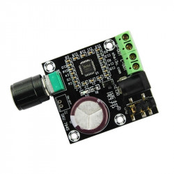 PAM8610 HD 2x15 W Audio Amplifier Module