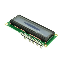 5V LCD with Blue Backlight (1602)