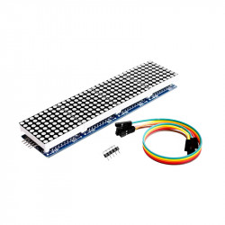 MAX7219 4 LED Matrix Module