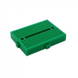 SYB-170 Colored Mini Breadboard (green)